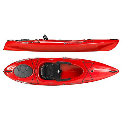Wilderness Systems Pungo 100 Recreational Kayak 2016, Lime, viewer