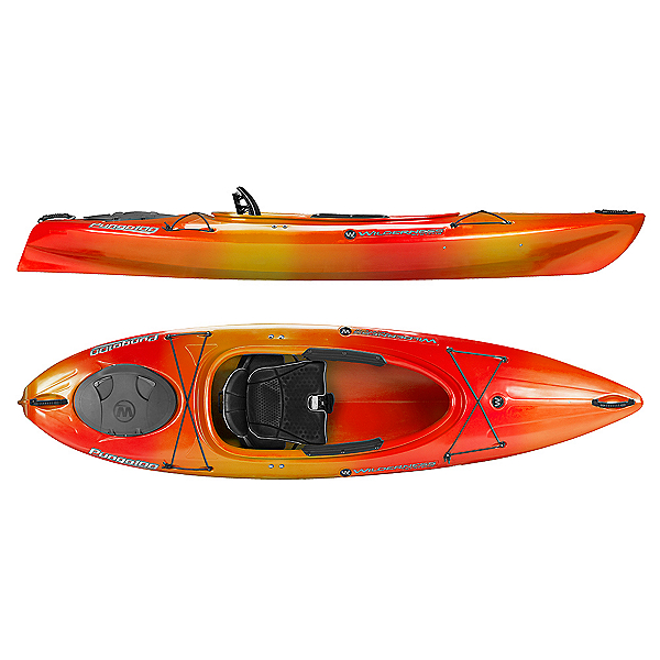 Wilderness Systems Pungo 100 Kayak 2017, Mango, 600