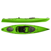 Wilderness Systems Pungo 120 Recreational Kayak 2016, Lime, medium