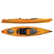 Wilderness Systems Pungo 120 Recreational Kayak 2016, Mango, medium