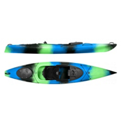 Wilderness Systems Pungo 120 Recreational Kayak 2016, Galaxy, medium