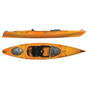 Wilderness Systems Pungo 120 Recreational Kayak 2017, Mango, medium