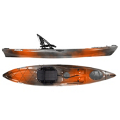 Wilderness Systems Ride 135 Max Fishing Kayak 2015, Dusk, medium