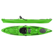 Wilderness Systems Tarpon 120 Sit On Top Kayak 2016, Lime, medium