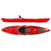 Wilderness Systems Tarpon 120 Sit On Top Kayak 2016, Red, medium