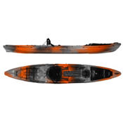 Wilderness Systems Thresher 140 Touring Kayak 2015, Dusk, medium