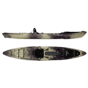 Wilderness Systems Thresher 140 Touring Kayak 2015, Flint, medium