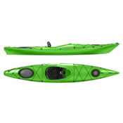 Wilderness Systems Tsunami 125 Light Touring Kayak 2016, Lime, medium