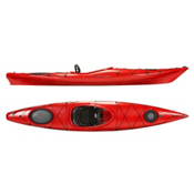 Wilderness Systems Tsunami 125 Light Touring Kayak 2016, Red, medium