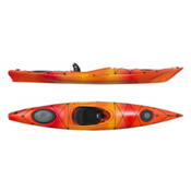 Wilderness Systems Tsunami 125 Light Touring Kayak 2016, Mango, medium