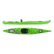 Wilderness Systems Tsunami 135 Light Touring Kayak 2016, Lime, medium