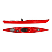Wilderness Systems Tsunami 140 Light Touring Kayak 2016, Red, medium