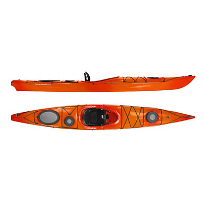 Wilderness Systems Tsunami 140 Light Touring Kayak, Lime, viewer