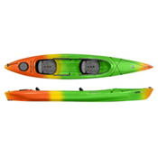 Perception Cove 14.5T Tandem Kayak 2016, Red-Yellow, medium