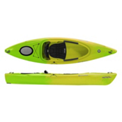 Perception Prodigy 10.0 Recreational Kayak 2015, Lime-Yellow, medium