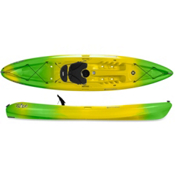 Perception Tribe 11.5 Recreational Kayak 2015, Lime-Yellow, medium