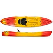 Perception Tribe 11.5 Recreational Kayak 2015, Red-Yellow, medium