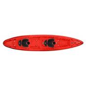 Perception Tribe 13.5 Tandem Kayak 2015, Red, medium