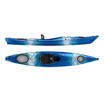 Wilderness Systems Tsunami 120 Light Touring Kayak, Mango, viewer