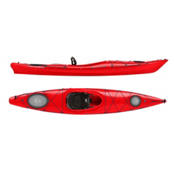 Wilderness Systems Tsunami 120 Light Touring Kayak, Red, medium