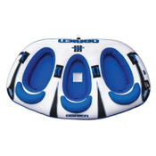 O'Brien Wake Warrior 3 Towable Tube 2016, , medium