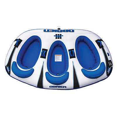 O'Brien Wake Warrior 3 Towable Tube 2017, , viewer