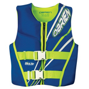 O'Brien Blue Junior Life Vest 2017, , medium