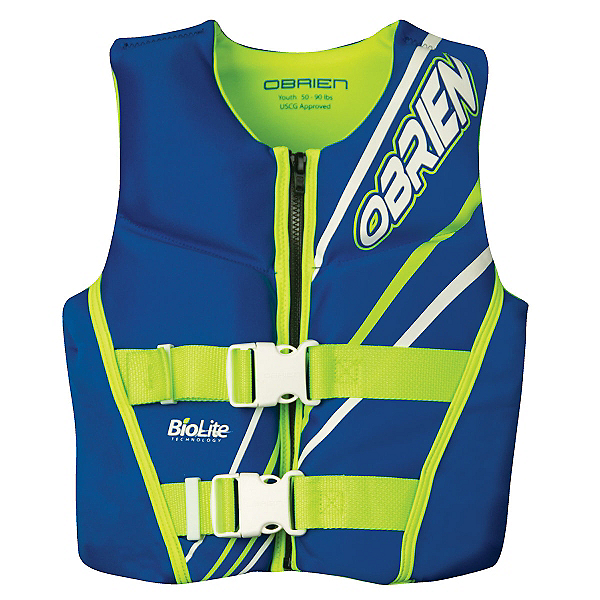 O'Brien Blue Junior Life Vest 2017, , 600