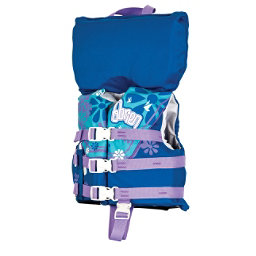 O'Brien Aqua Youth Nylon Junior Life Vest, , 256