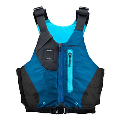 Astral Abba Womens Kayak Life Jacket, Blue, viewer