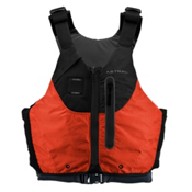 Astral Norge Adult Kayak Life Jacket, Orange, medium