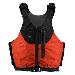 Astral Norge Adult Kayak Life Jacket 2017, Orange, 256