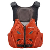 Astral V-Eight Adult Kayak Life Jacket 2016, Orange, medium
