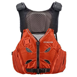Astral V-Eight Adult Kayak Life Jacket 2017, Orange, 256
