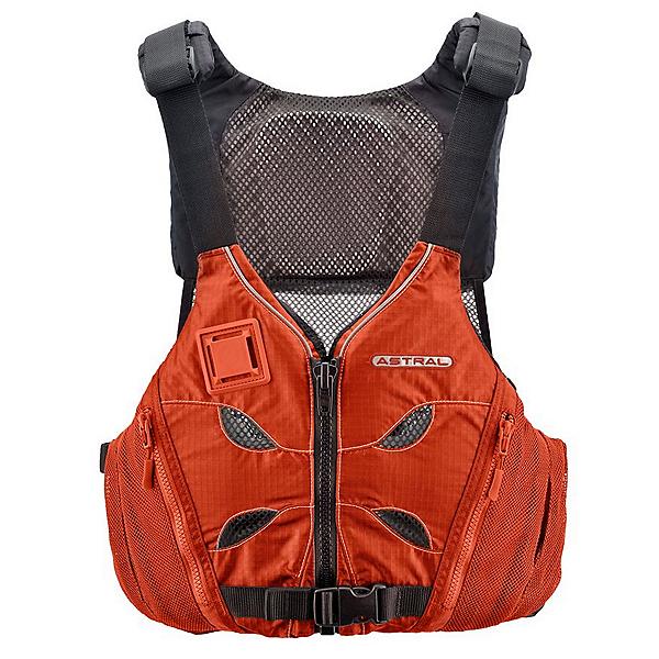 Astral V-Eight Adult Kayak Life Jacket 2017, Orange, 600