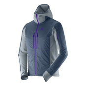 Salomon SoulQuest BC Jacket, Bleu Gris-Shadow, medium
