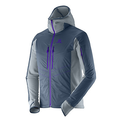 Salomon SoulQuest BC Jacket, Victory Red-Midnight Blue, viewer
