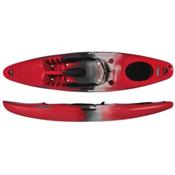 Pyranha Fusion Sit On Top Kayak, Red, medium