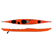 Venture Kayaks Jura MV Kayak, Orange, medium