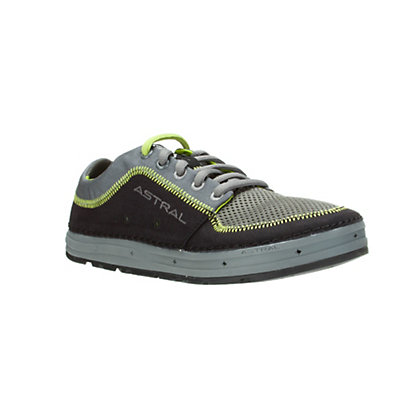Astral Brewer Mens Watershoes, Black-Lime, viewer