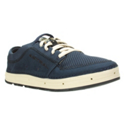 Astral Brewer Mens Watershoes, Navy-Tan, medium