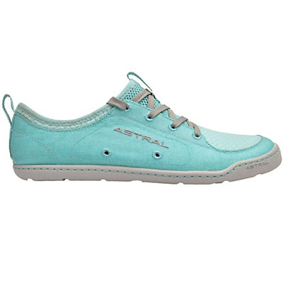 Astral Loyak Womens Watershoes, Turquoise-Gray, viewer