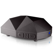 Outdoor Tech Turtle Shell 2.0 Wireless Bluetooth Speakers, Black, medium