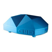 Outdoor Tech Turtle Shell 2.0 Wireless Bluetooth Speakers, Electric Blue, medium