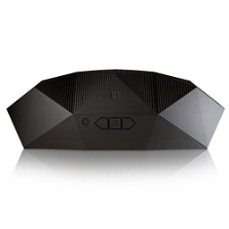 Outdoor Tech Big Turtle Shell Portable Speaker, Black, 256