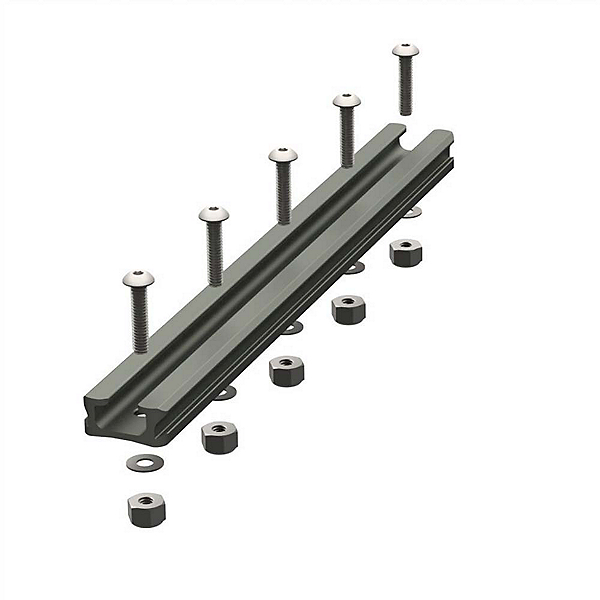 YakAttack GearTrac Aluminum Mounting Track - 8 in. 2017, , 600