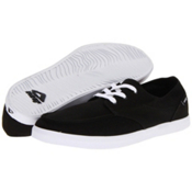 Reef Deck Hand 2 Mens Shoes, Black-White, medium
