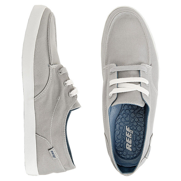 Reef Deck Hand 2 Mens Shoes, Light Grey, 600