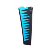 Hobie Mirage Turbo Fin Replacement 2017, Blue-Black, medium
