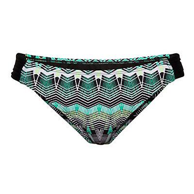 Hurley Phoenix Aussie Tab Bathing Suit Bottoms, , viewer